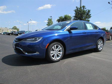 2015 #Chrysler 200   Click Here For More Information And Stop By Ewald  Chrysler Jeep