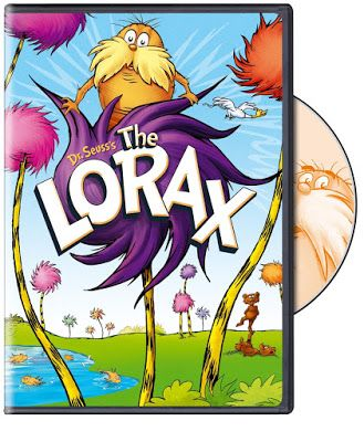 The Lorax On Dvd 4 99 The Lorax Kids Family Movies Seuss