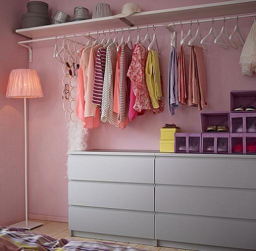 vestidor ikea vestidor pinterest chambres nantes et placard. Black Bedroom Furniture Sets. Home Design Ideas