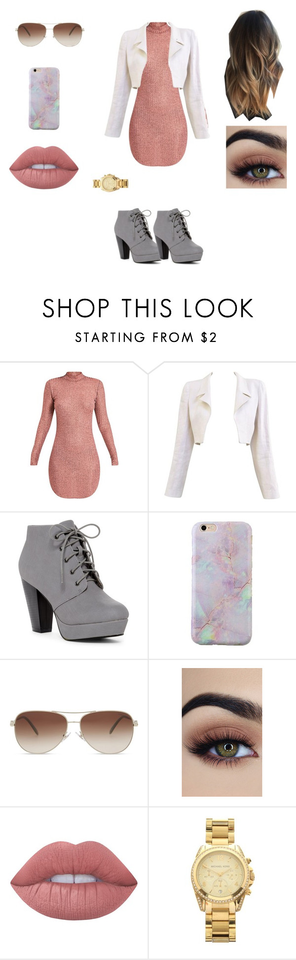 """""""Celebrate Our 10th Polyversary!"""" by keionnakilbourne ❤ liked on Polyvore featuring Chanel, Tiffany & Co., Lime Crime, Michael Kors, polyversary and contestentry"""