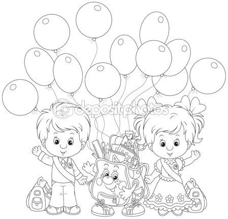 Adeus Jardim De Infancia Ilustracao De Stock 42127197 Paginas