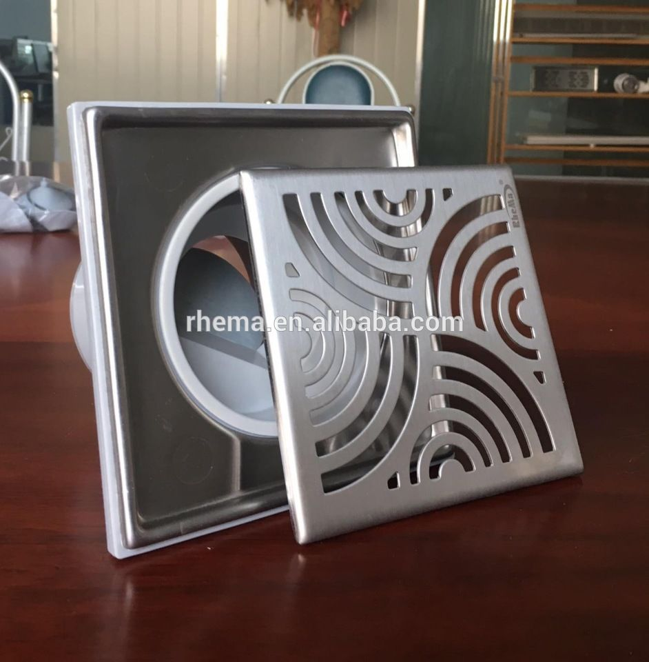 Stainless Steel Floor Grating Outdoor Drain Grates Floor Grates