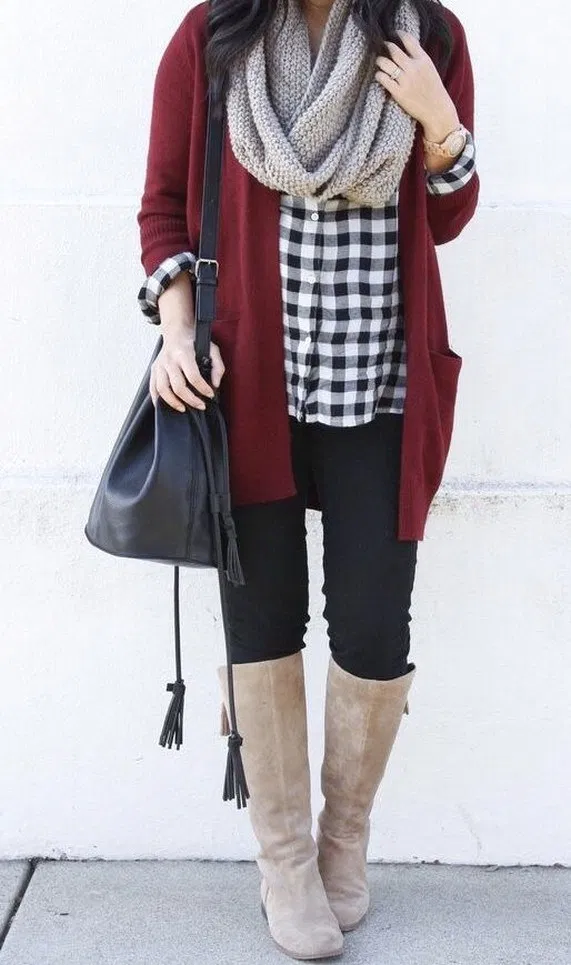 30 Excellent Fall Winter Grunge Edgy Fashion Outfits This Years ~ Fashion & Design #wintergrunge