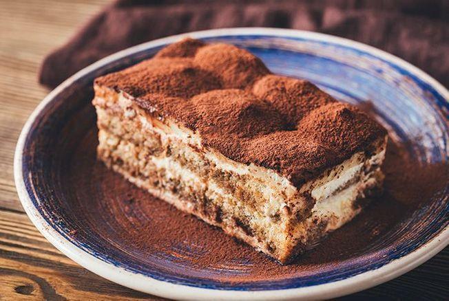 Cyril Lignac dévoile sa recette ultra facile du tiramisu au café