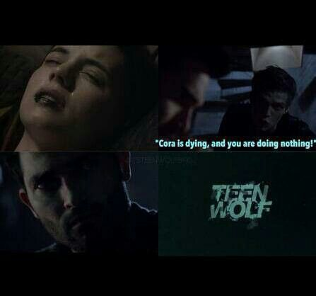 Will he not be an Alpha anymore to save her?!
