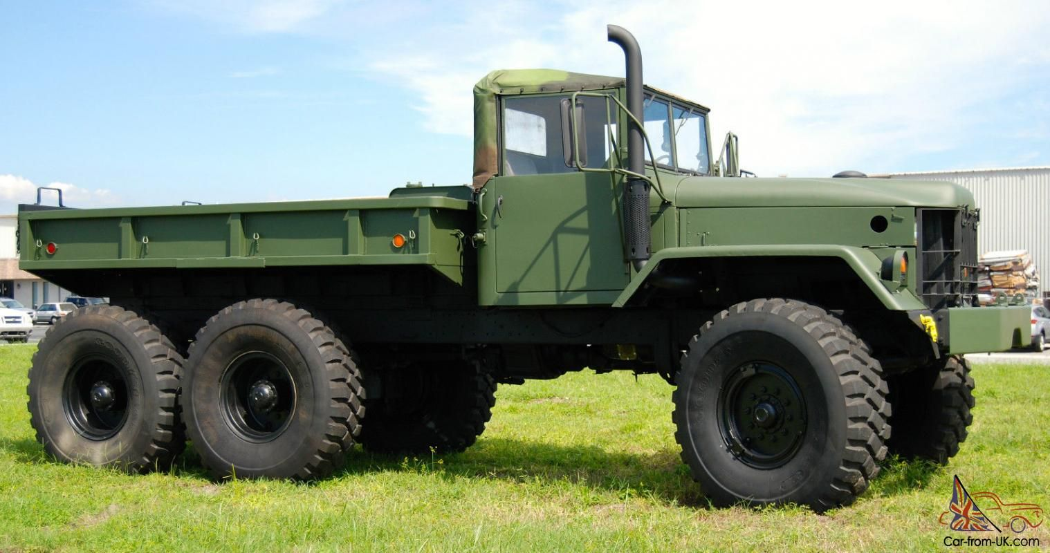 Military 5 Ton Not Deuce 2 5 Army Vehicles Army Truck Military Vehicles