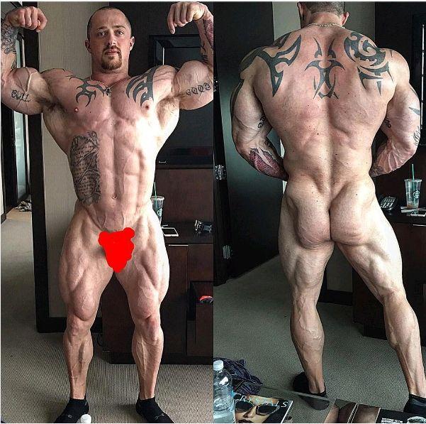 Bodybuilder Dillon Williamson 273lbs Conditioning For North