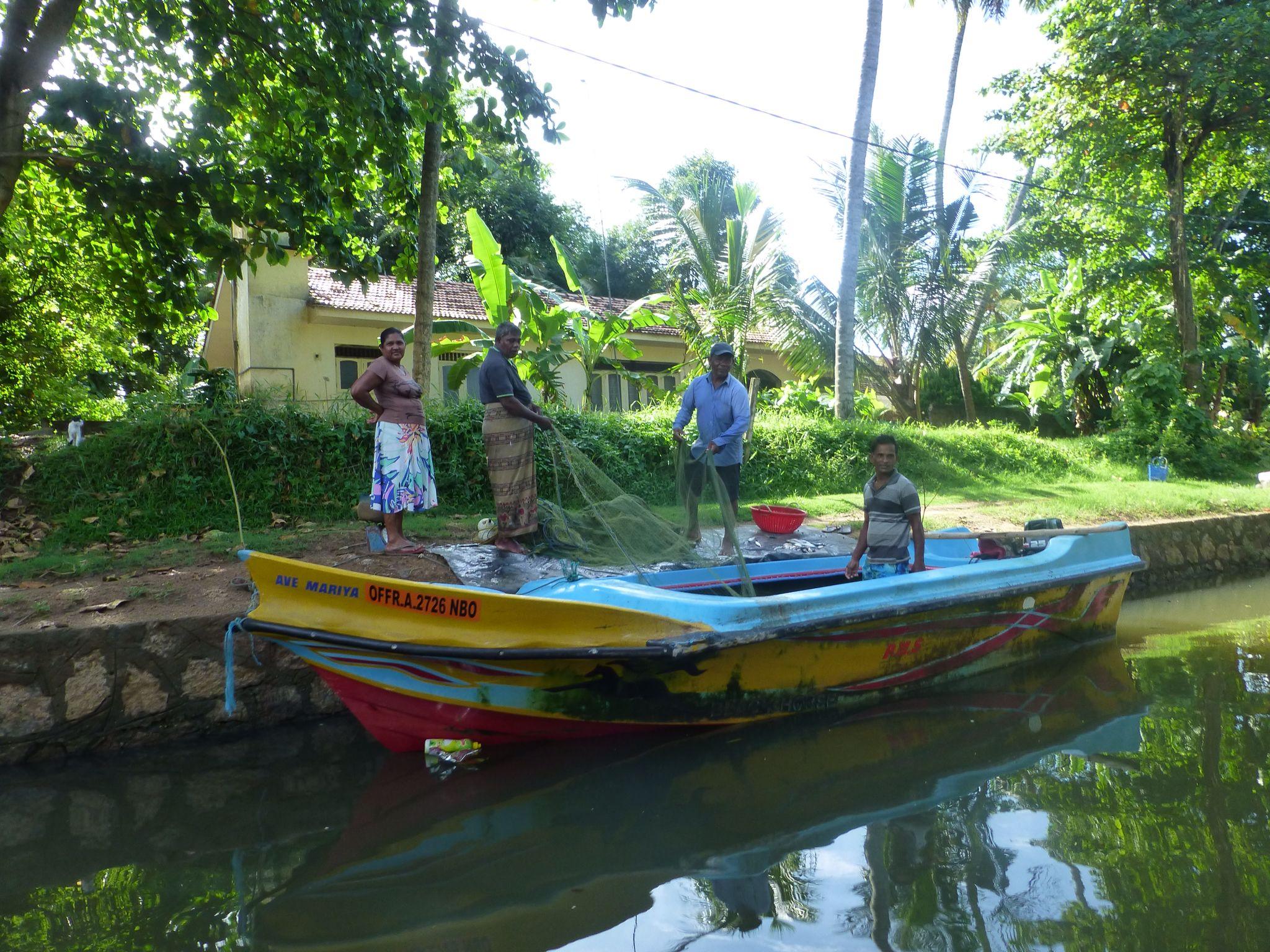 Dutch Canal, Negombo
