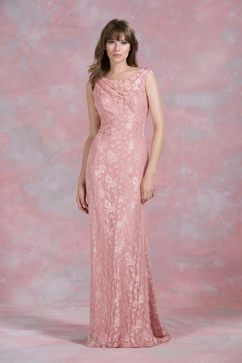 Pale Pink Bridesmaid Dresses: 19 Delightful Styles | Pale pink ...
