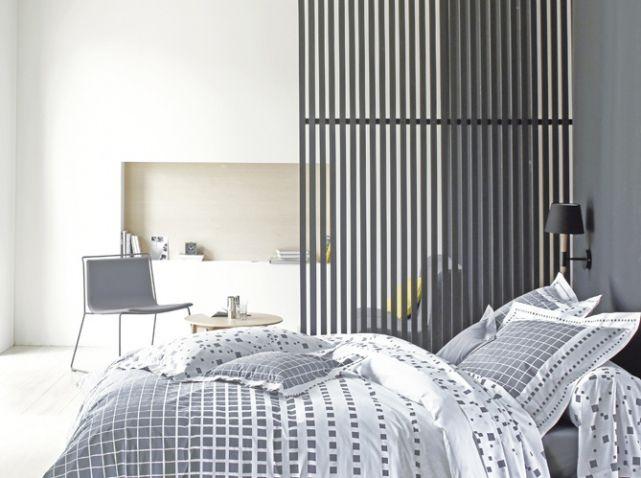 separation chambre salle de bains home pinterest s paration salle de bains et salle. Black Bedroom Furniture Sets. Home Design Ideas