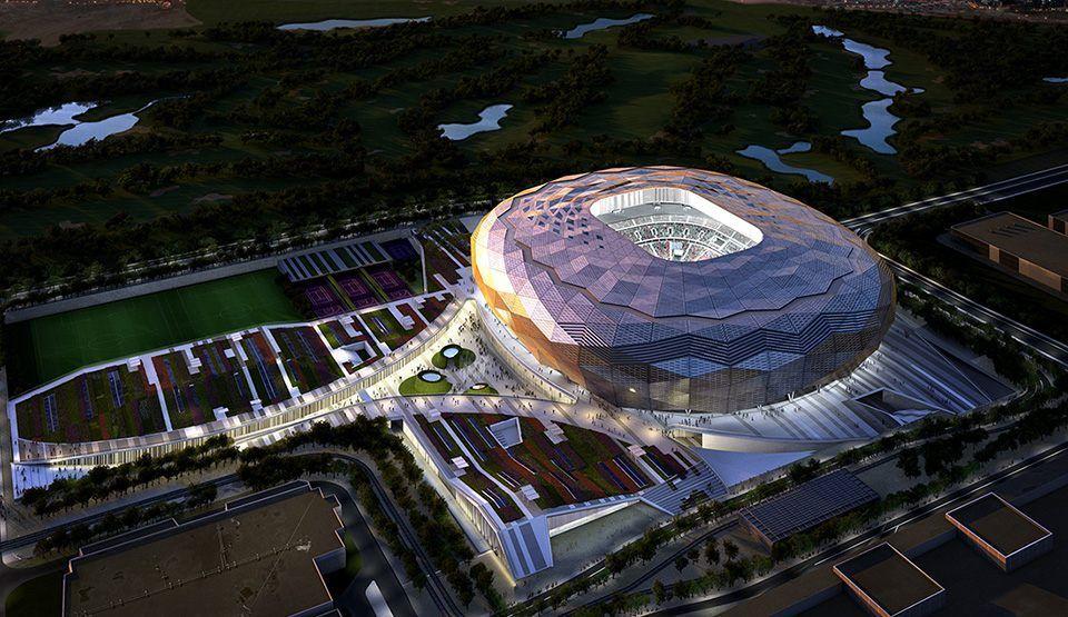 Gallery Of Get To Know The 2022 Qatar World Cup Stadiums 12 Estadios Estadio De Futbol Deportes Olimpicos