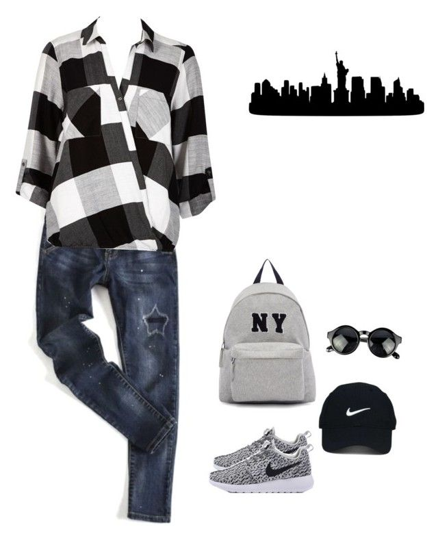 """Off to the Farmers Market!"" by diane-711 on Polyvore featuring River Island, Joshua's and Nike Golf"