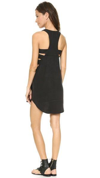 Mason by Michelle Mason Cutout Shift Dress