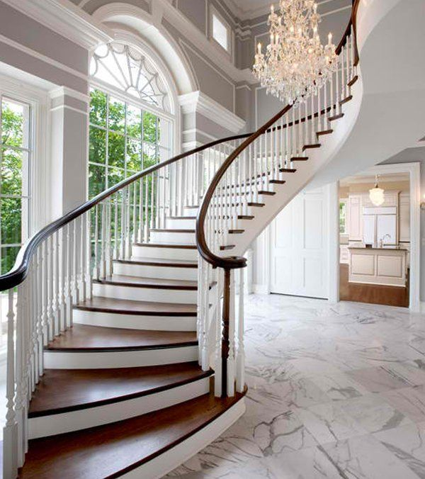 96 Totally Inspiring Residential Staircase Design Ideas You Can