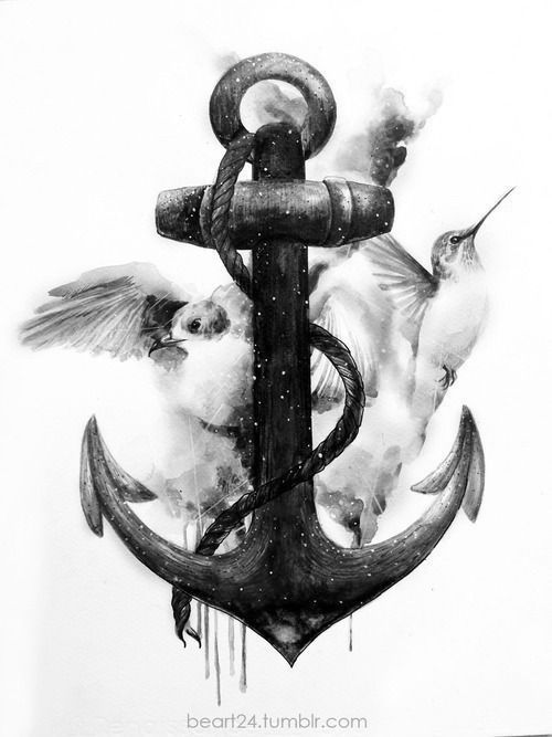 Black And White Tattoo Idea Edited Version Of Earlier Pin