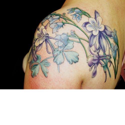 Pin On Wildflower Tatoo Half Sleeve Idea