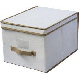 Jysk Ca Grace Storage Box Beige Storage Box Storage Baskets Storage