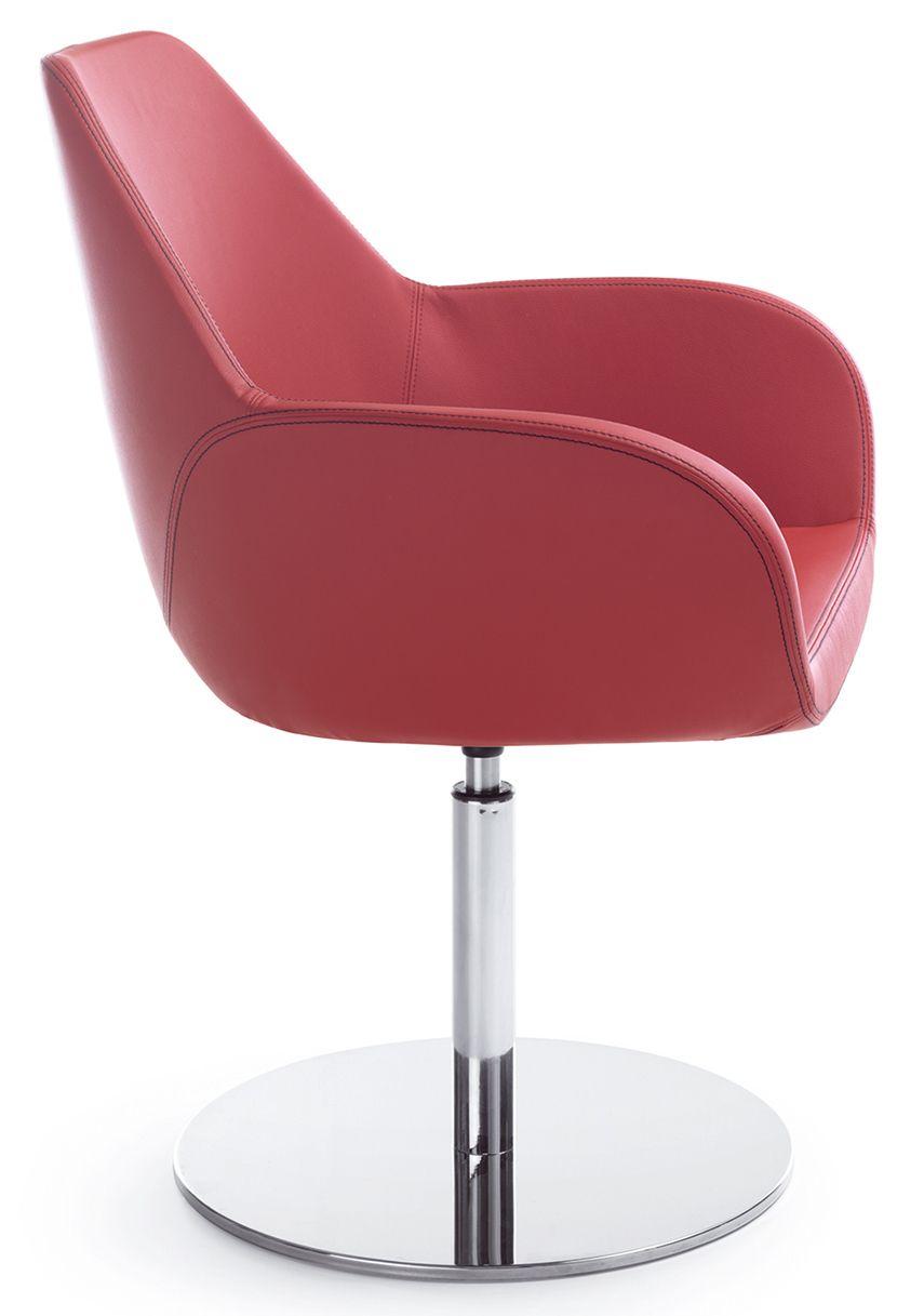 Fan Sessel 10r Tellerfuß Mit Rückholung Kunstleder Sessel Kunstleder Leder
