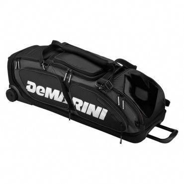 DeMarini Black Ops Bag w Wheels - Equipment Bags - Bags- Comes in black  only  baseballequipment 60564e8aa