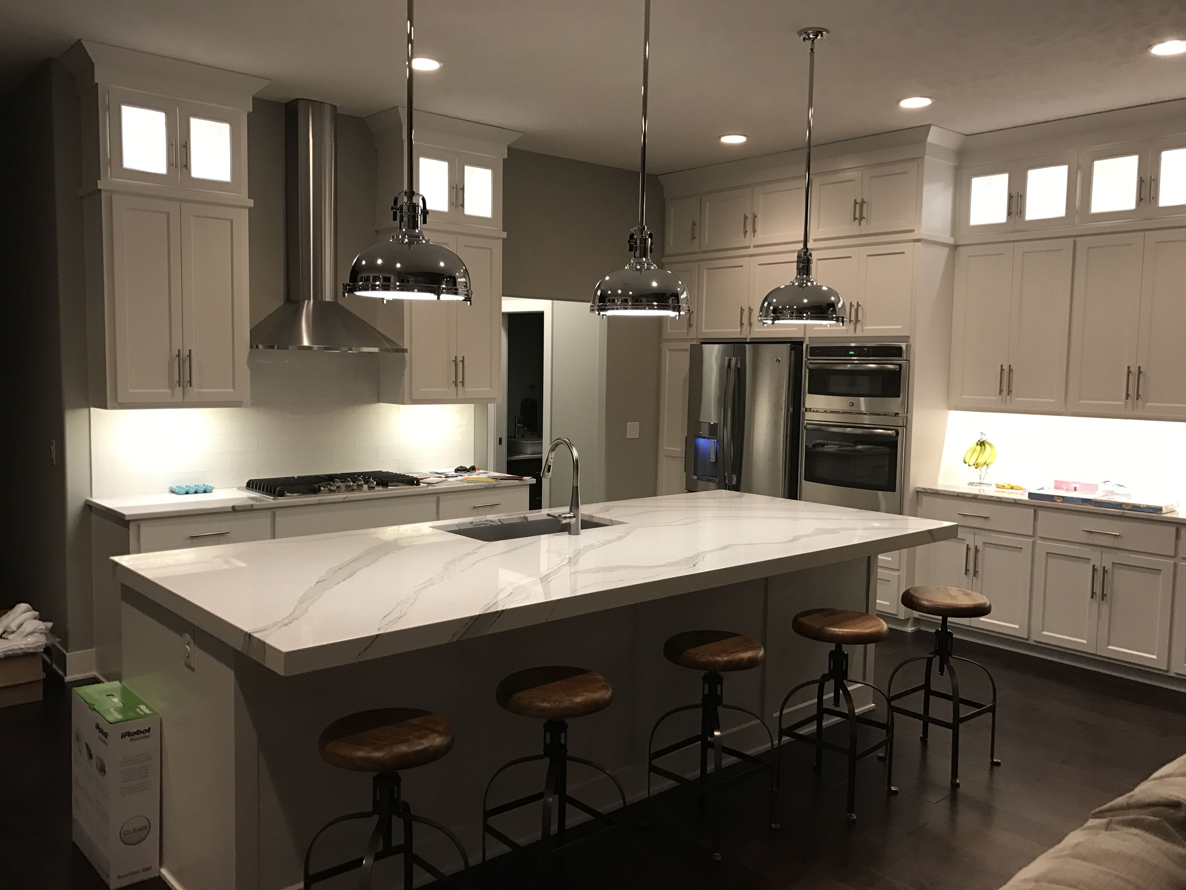 My Kitchen Design And Layout With 10 Foot Island Kitchen Design