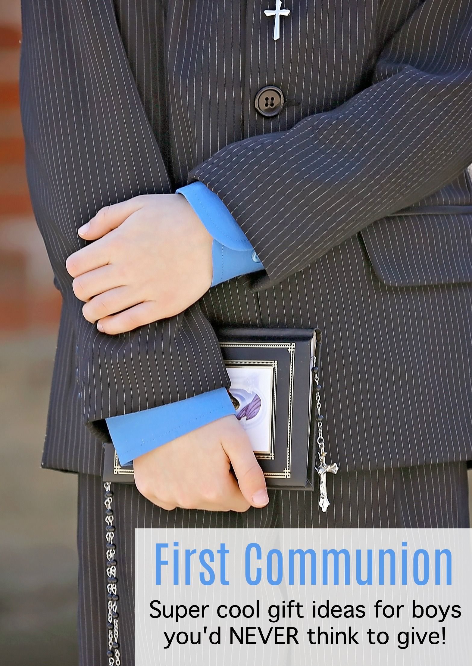 20 first communion gifts youd never think to give first