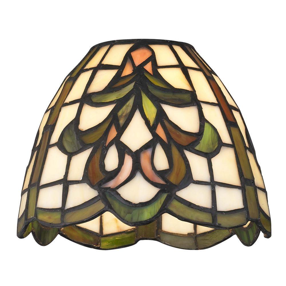 Lighting Dome Tiffany Gl Shade