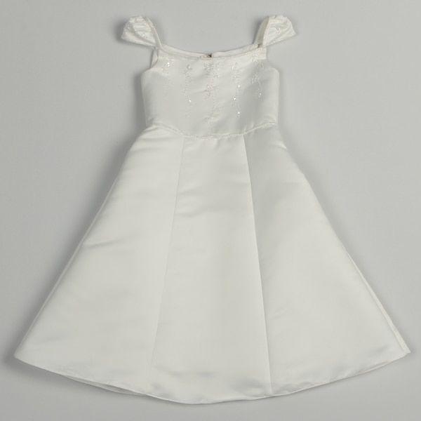 Sweetie Pie Girls Holy Communion Dress