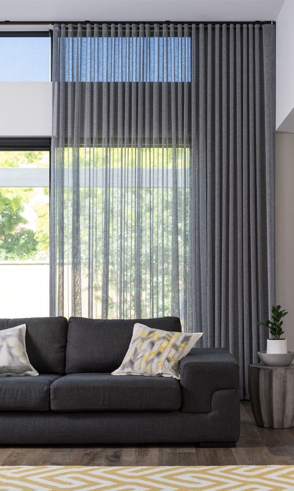 Image Result For Sheer Curtains With Weighted Hem