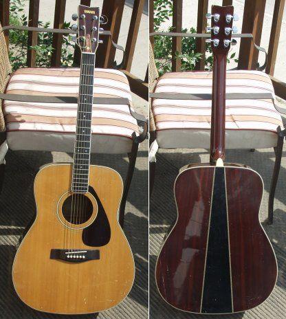 yamaha fg 340 all things musical yamaha guitar guitar yamaha fg. Black Bedroom Furniture Sets. Home Design Ideas