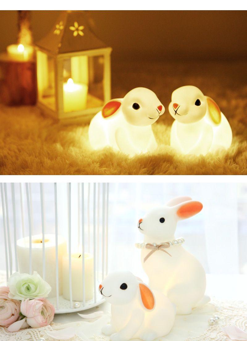 10x10 Girls Bedroom: 텐바이텐 10X10 : Baby Bunny (아기토끼 LED램프)