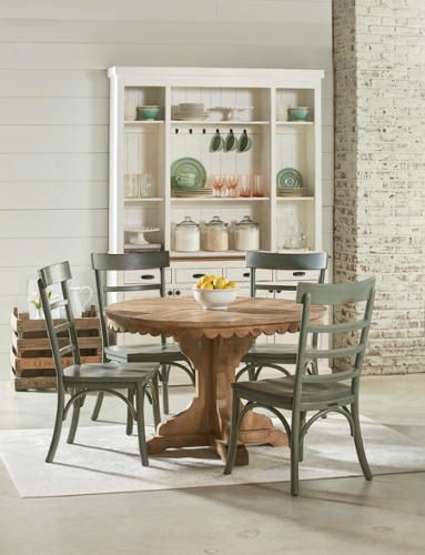 Baker 39 S Pantry Base Art Van Furniture Joanna Gaines Kitchen Table Farmhouse Dining Room Table Magnolia Homes