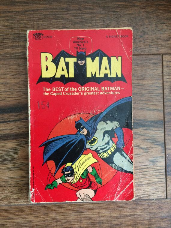 Hallmark Interactive Book KOB1038 Batman