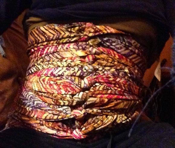 The History Of Belly Binding As A Postpartum Ritual