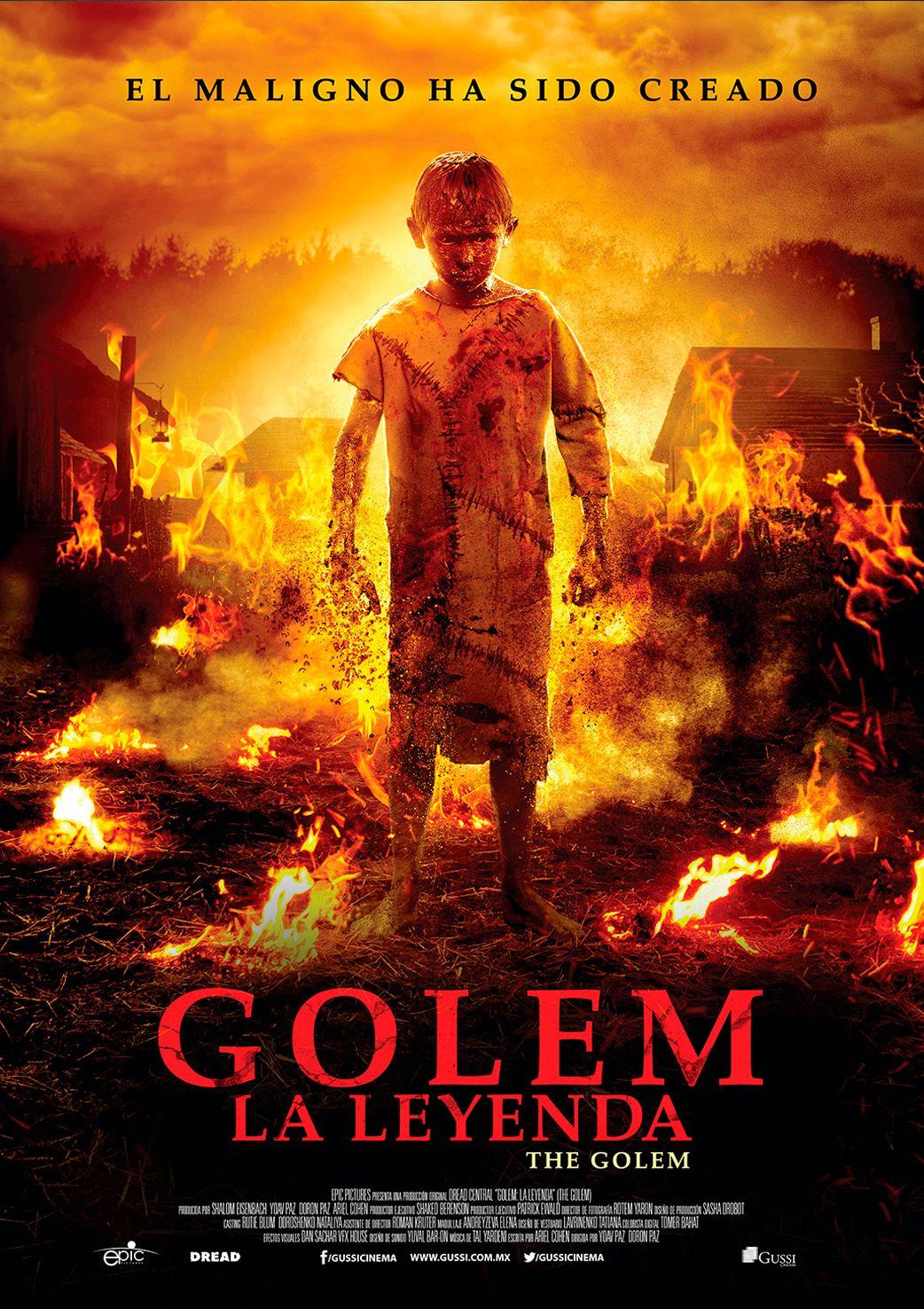 Golem La Leyenda The Golem Peliculas De Terror Leyendas Cine Gratis