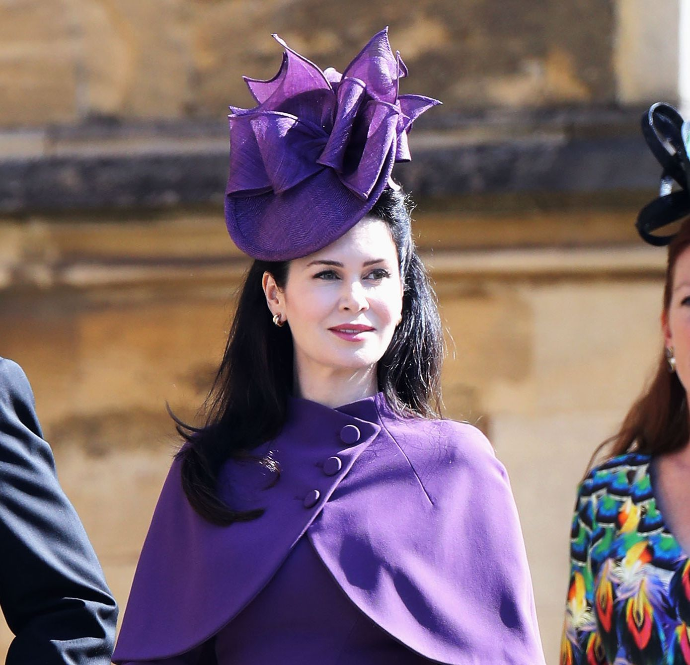9f672f31 All Royal Wedding Hats Guests Wore At Meghan Markle And Prince Harry's  Wedding