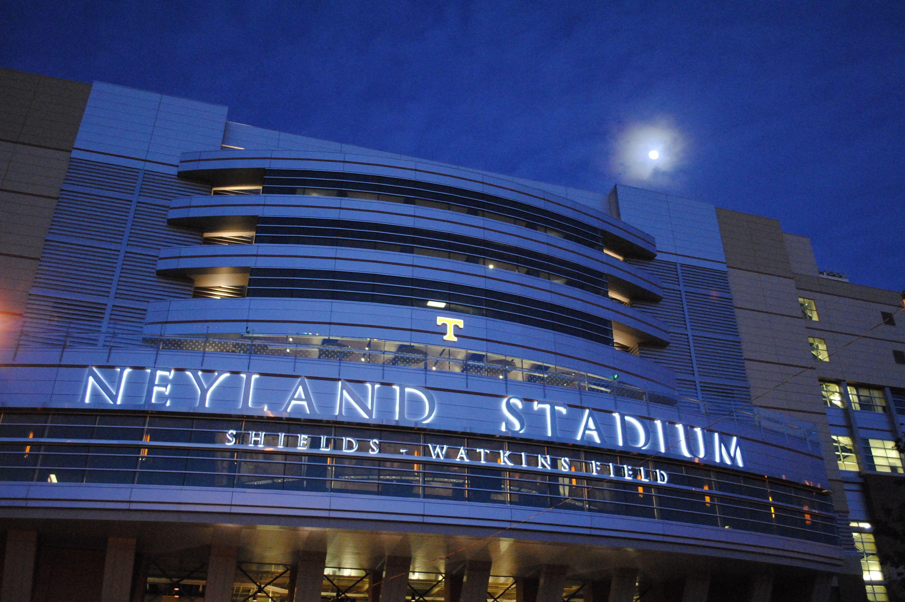 Neyland Stadium Peyton Manning Shrine Neyland Stadium