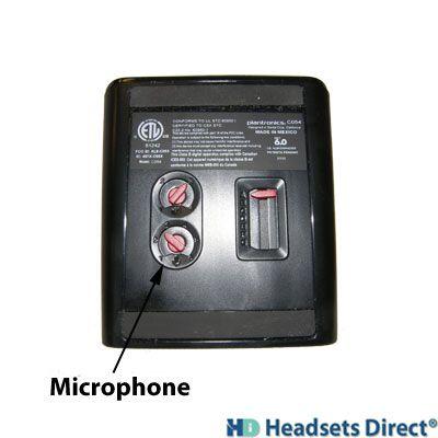 Plantronics Cs540 Microphone Adjustment Plantronics Microphone Adjustable