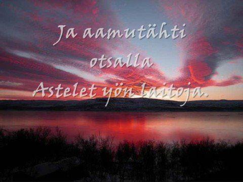 Tehosekoitin - Hetken tie on kevyt  (For a moment road is light)
