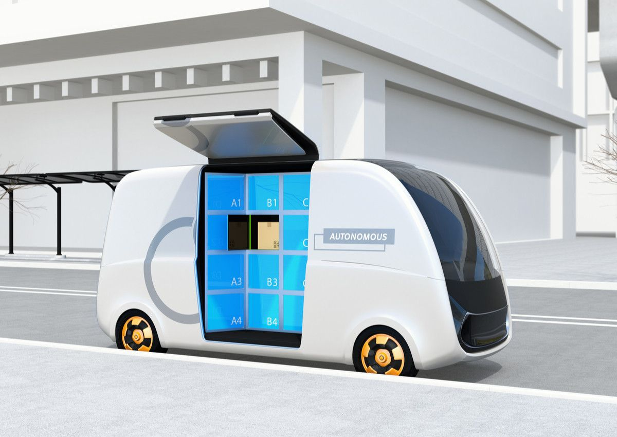 Autonomous vehicles will completely change how we shop
