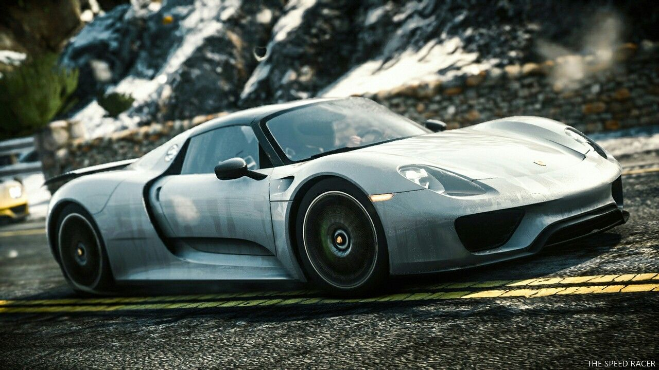 Porsche 918 Spyder Nfs Rivals Need For Speed Cars Need For Speed Rivals Porsche 918