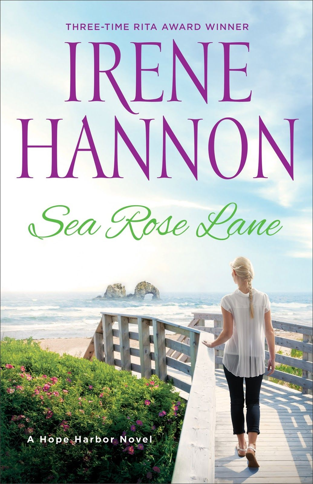 Southern Gal Loves to Read: Awesome, gentle romance -- Sea Rose Lane