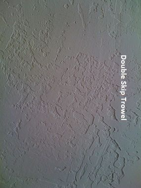 Drywall Texture Skip Trowel