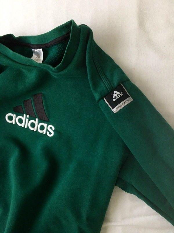 adidas pullover grün damen