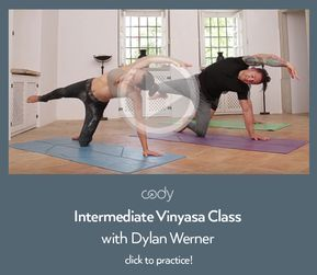 intermediate vinyasa flow  intermediate yoga poses