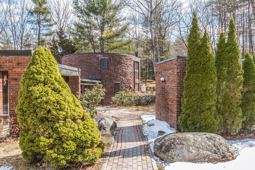 Mid-Century Modern Masterpiece. | Peterborough nh, Old ...