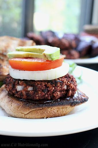 Gluten Free & Vegan Quinoa Beet Burger Recipe on Yummly. @yummly #recipe