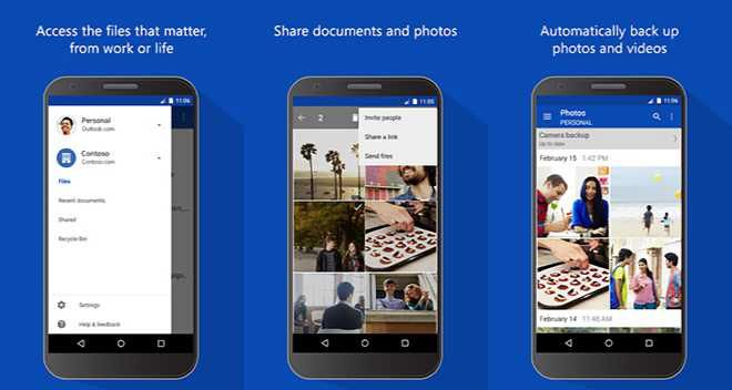 Microsoft Updates OneDrive App With Chromecast Support