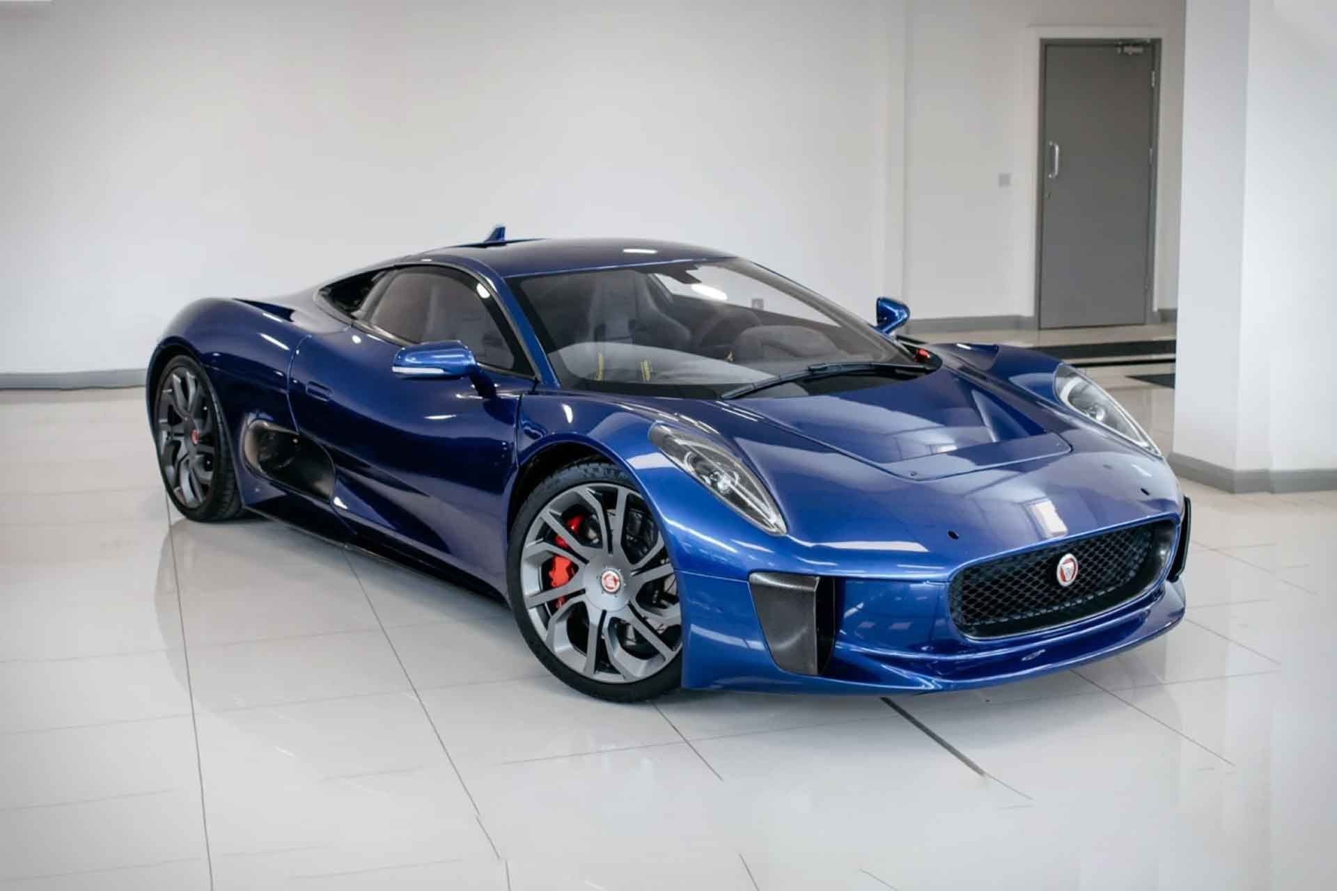 2016 Jaguar C X75 Spectre Stunt Car Jaguar Car Jaguar Car