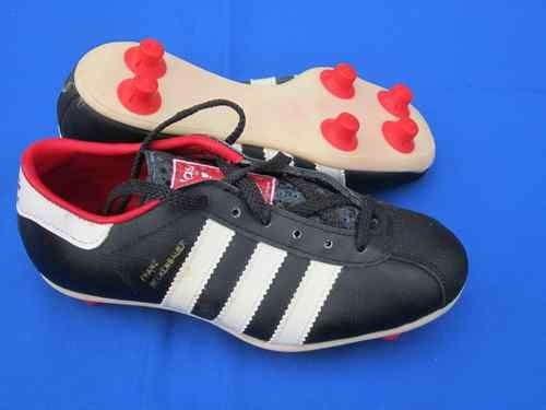timeless design ccbae 70d6f adidas FRANZ BECKENBAUER rare vintage football boots 60`s 70`s West Germany  new   eBay