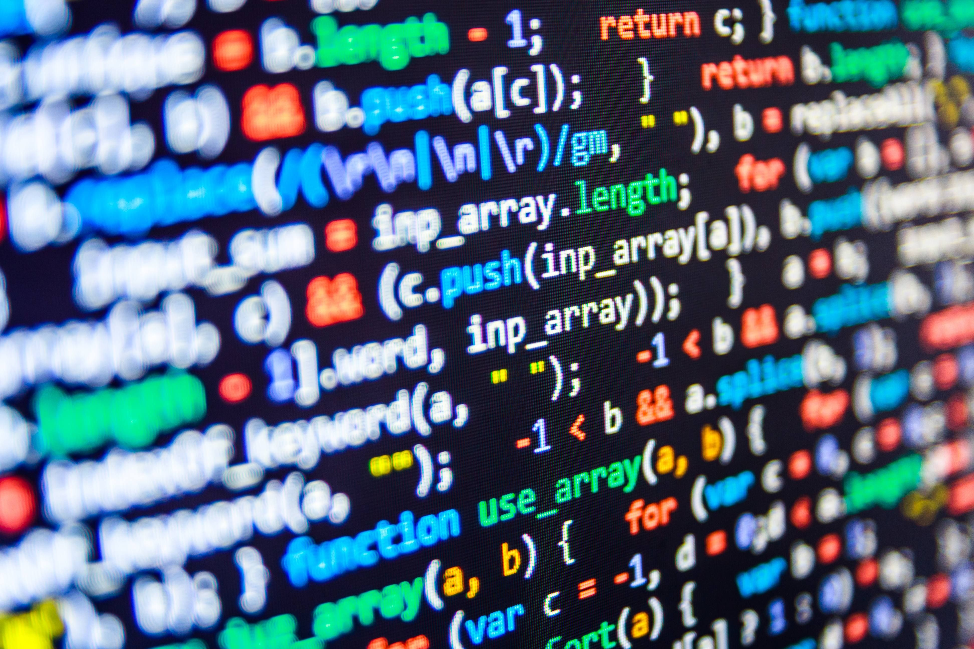 Programming Code Wallpaper Getting Schoooled